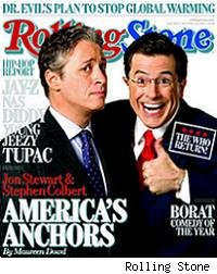 Stewart/Colbert