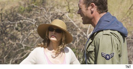 Kyra Sedgwick and Jason O'mara - The Closer