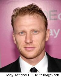 Kevin McKidd on Grey's Anatomy?