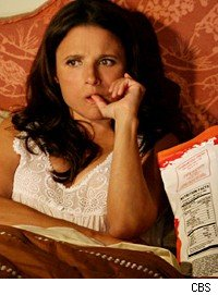 Julia Louis Dreyfuss Old Christine