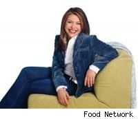 Rachael Ray in chair