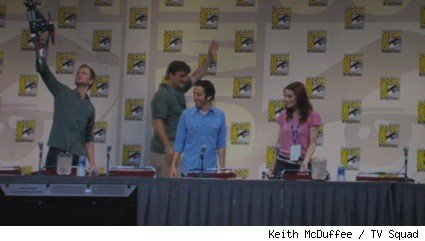 Dr. Horrible panel