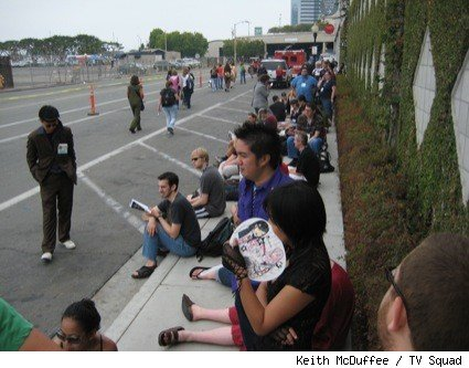 Hall H line