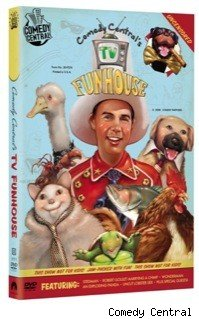 tv funhouse dvd