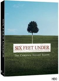 Six Feet Under - Season 2 DVD