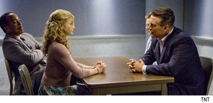 The Closer - Robert Gossett, Kyra Sedgwick, Daniel Baldwin