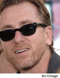 Tim Roth wears Ray Bans