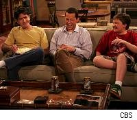 Two and a half men couch