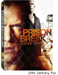 prison break s3 dvd