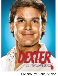 dexter season 2 dvd
