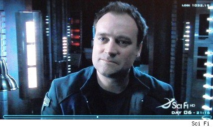 David Hewlett - Stargate Atlantis