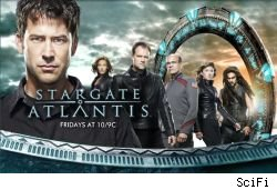 Stargate Atlantis continues during the fall
