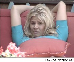 Keesha in the Big Brother 10 house