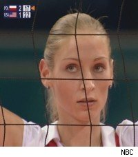 Agnieszka Bednarek - Poland Olympic Volleyball