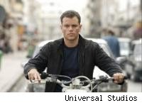 Matt Damon as Jason Bourne in The Bourne Ultimatum