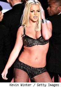 britney spears 2007 vmas