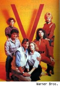 cast of V TV miniseries