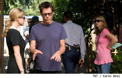 Kyra Sedgwick and Kevin Bacon - The Closer