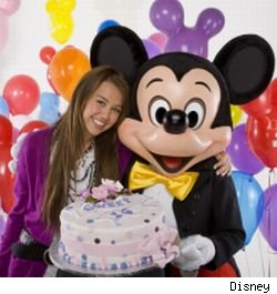 Got a few hundred bucks? Then you can go wish Miley Cyrus a happy birthday at Disneyland
