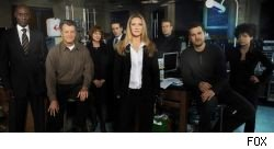 The cast of Fringe.