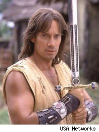 Kevin Sorbo in 
