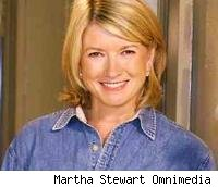 Martha in blue