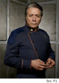 Edward James Olmos - Battlestar Galactica