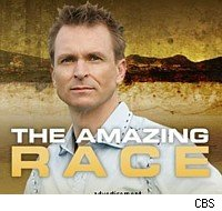 Phil Kepghan hosts The Amazing Race