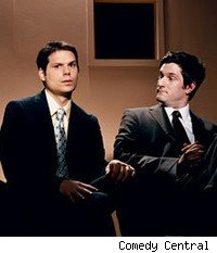 Michael Ian Black and Michael Showalter