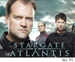 David Hewlett, Robert Picardo, Joe Flanigan - Stargate Atlantis