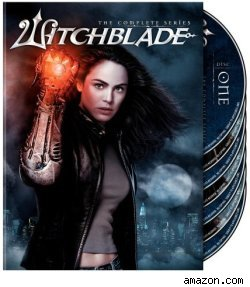 Witchblade: The Complete Series DVD set