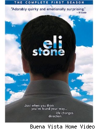 eli stone dvd