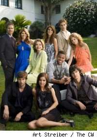 90210 on The CW
