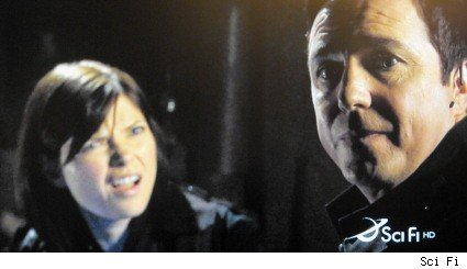 Nicole de Boer and Paul McGillion - Stargate Atlantis