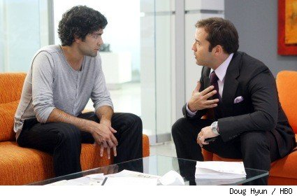 Adrian Grenier and Jeremy Piven