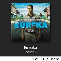 Eureka in iTunes
