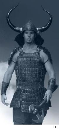 Kevin Dillon as Johnny Chase as Tarvold The Viking