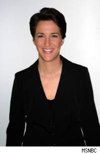 Rachel Maddow portrait