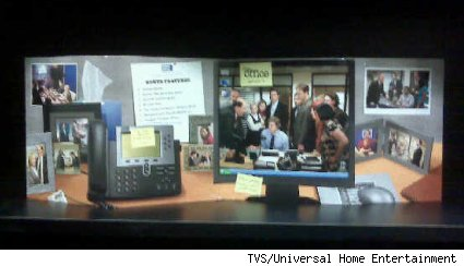 office season 4 dvd