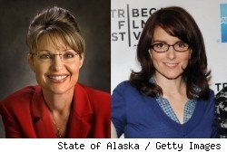 Palin, Fey