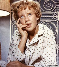 Hayley Mills in 'The Parent Trap'
