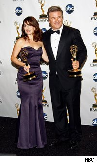 Tina Fey &amp; Alec Baldwin