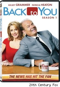 Back to you season 1 dvd