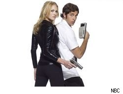 Chuck is just one of the shows I'm watching on a regular basis