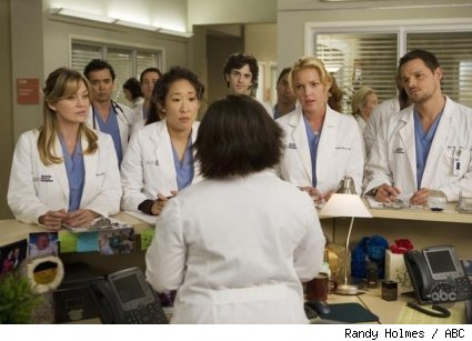 Grey's Anatomy: Brave New World