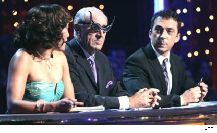 Carrie Ann Inaba, Len Goodman, and Bruno Tonioli - Dancing With The Stars