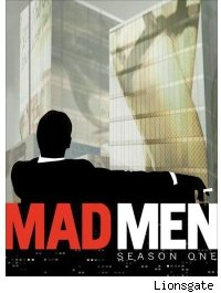 Mad Men Season 1 DVD
