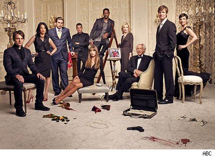 Season Two cast of Dirty Sexy Money
