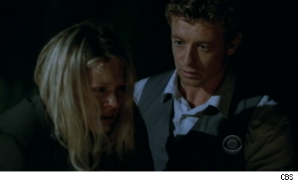 Simon Baker as Patrick Jane in The Mentalist