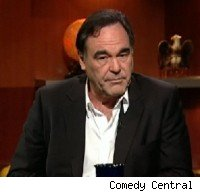 Oliver Stone on The Colbert Report